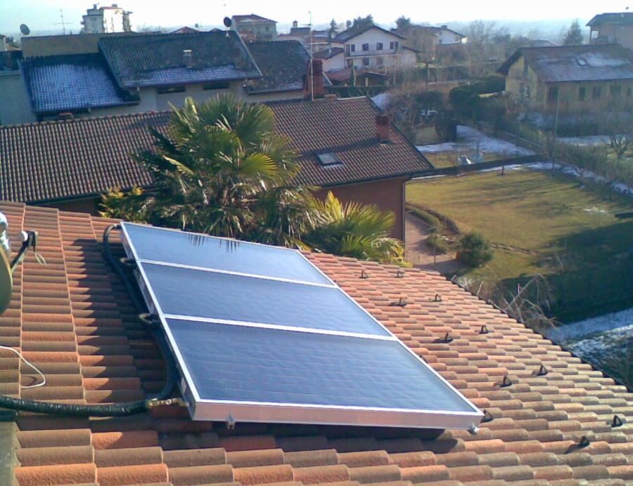 Pannelli solari -